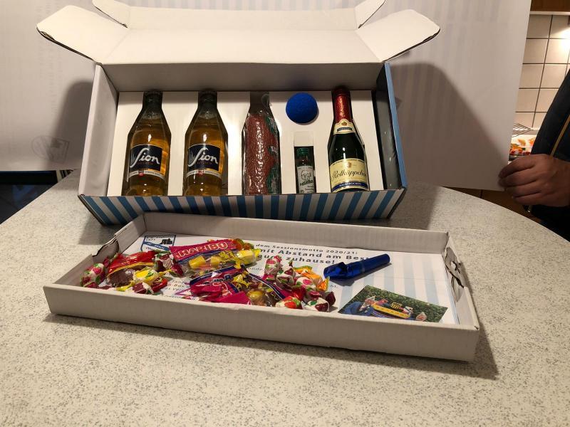 Frohsinn-Box komplett offen
