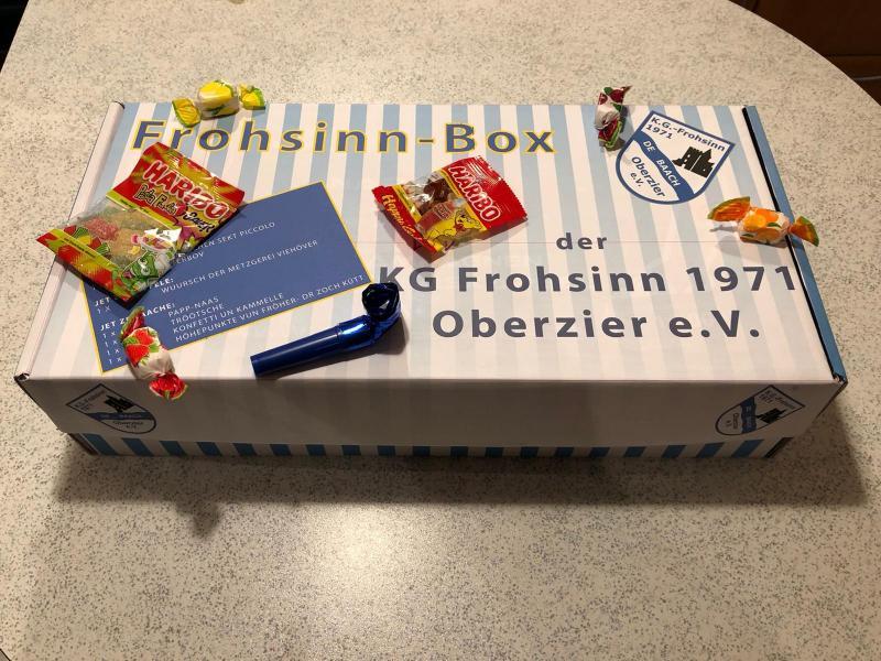 Frohsinn-Box